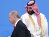 Erdogan: Bin Salman Mengira Masyarakat Dunia Bodoh