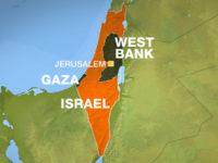 Israel Mengaku Mendapat Serangan Lima Roket dari Jalur Gaza