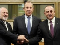 Iran, Turki, Dan Rusia Sepakat Upayakan Penyelenggaraan Sidang Komite Konstitusi Suriah