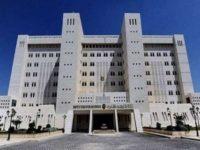 UEA Buka Lagi Kedubesnya Untuk Suriah