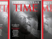 Majalah TIME Nobatkan Khashoggi Sebagai 'Person of the Year'