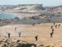 Pertama Kali, Iran Gelar Latihan Perang Ofensif Di Teluk Persia