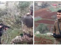 Viral, Video Letnan Lebanon Todongkan Laras Panjang Paksa Mundur Pasukan Israel