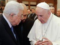 Bertemu Abbas, Paus Fransiskus Ungkap Keprihatinan terkait Yerusalem
