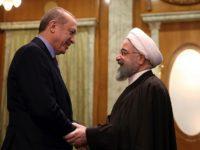 Berkunjung Ke Turki, Presiden Iran Puji Resistensi Ankara Terhadap Unilateralisme AS