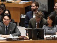 AS-Israel Berupaya Cegah Palestina Jadi Anggota PBB