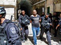 Selama 2018, Tentara Israel Tangkap 6.500  Orang Palestina