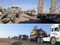 Pasukan AS Ditarik, Tentara Suriah Bergerak Ke Timur