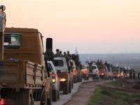 Tentara Suriah Masuki Kota Manbij
