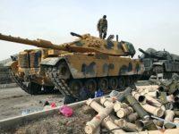 Turki Kerahkan Lebih Banyak Pasukan dan Alat Militer ke Perbatasan Suriah