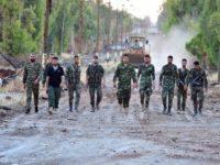 Suriah dalam 24 Jam Terakhir: Pasukan Pemerintah Bersiap untuk Operasi Anti-ISIL di Deir Ezzur