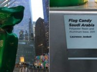 Warga AS Protes Keberadaan Bendera Saudi Dekat Tugu 11 September