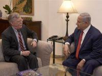 Netanyahu Desak AS Akui Dataran Tinggi Golan Sebagai Wilayah Israel