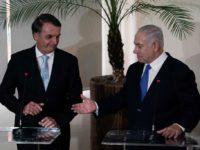 Demi Drone Israel, Brazil Akan Ikut Pindahkan Kedubesnya untuk Israel ke Yerussalem