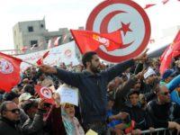 Tunisia Duguncang Aksi Mogok Nasional