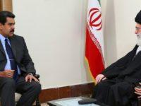Iran Dan Hizbullah Dukung Presiden Venezuela Di Depan Upaya Kudeta Dan Intervensi AS