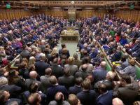 Rencana Brexit Theresa May Ditolak Parlemen Inggris