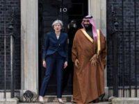 "Meski Ada Kasus Khashoggi, Kesepakatan Senjata Inggris-Arab Saudi ""Diam-Diam"" Masih Jalan"