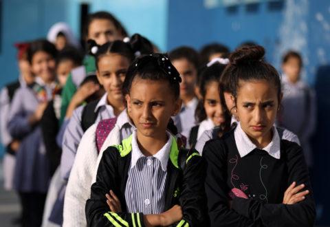 Israel Akan Tutup Semua Sekolah Pengungsi Palestina