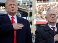 Jim Mattis Sikut Trump dalam Surat Perpisahan