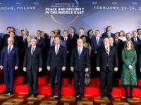 Rusia Boikot Konferensi Anti-Iran di Warsawa