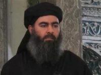 Pimpinan ISIS, Abu Bakr Al-Baghdadi.