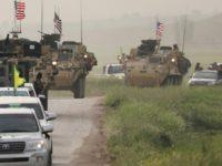 AS Tentukan Tanggal Penarikan Pasukannya dari Suriah