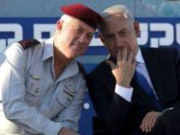 Gantz: Saat Saya Bertempur, Netanyahu Asyik Berpesta di Amerika