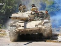 Tentara Pasukan Arab Suriah