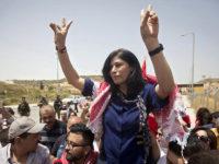 Anggota Parlemen Palestina, Khalida Jarrar, Telah Bebas dari Tahanan Israel