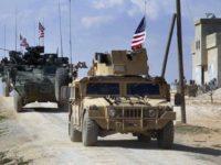 Potret militer AS di Suriah
