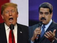 AS Berlakukan Sanksi Baru Bagi Venezuela