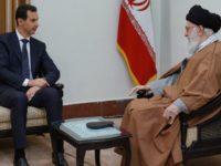Dikunjungan Al-Assad, Pemimpin Besar Iran Sebut AS Dan Sekutunya Kalah Di Suriah