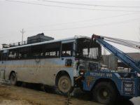 Bom Bunuh Diri Di Kashmir Tewaskan 44 Paramiliter India