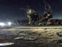 Serangan Bom Bunuh Diri Terjang Bus IRGC, 27 Orang Meninggal