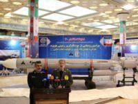 Iran Ungkap Rudal Cruise Baru Berjarak Jelajah Ribuan Kilometer