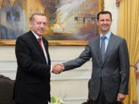 Pertama Kali, Erdogan Nyatakan Ada Komunikasi Langsung Turki Dengan Suriah