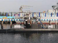 Iran Luncurkan Kapal Selam Baru Yang Dilengkapi Rudal Jelajah