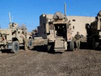 AS Krim Bantuan Militer Ke Perbatasan Irak-Suriah