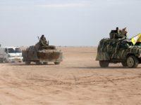 Jumlah Terbesar, 450 Anggota ISIS Menyerah Di Dekat Pertabatasan Suriah-Irak
