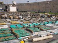 Tentara Suriah Temukan Banyak Senjata Buatan Israel