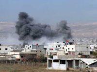 Israel Tembakkan Beberapa Peluru Ke Wilayah Suriah