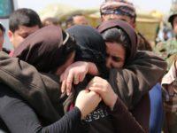 Biadab, ISIS Penggal 50 Kepala Wanita Yazidi Korban Perbudakan Seksual