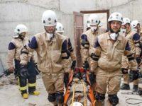 Potret Organisasi White Helmet di Suriah