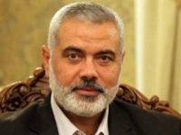 Haniyeh: Rezim Zionis Hadapi Kondisi Berat di Masa Mendatang