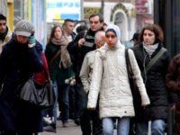 Seorang Muslimah yang Tengah Hamil Diserang di Berlin