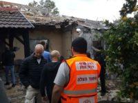 Usai Bombardir Gaza, Sebuah Roket Guncang Ibu Kota Israel
