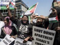 Afrika Selatan Turunkan Hubungan Diplomatik dengan Israel