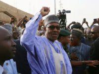 Buhari Kembali Menjadi Presiden Nigeria