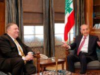 Sanksi AS Terhadap Hizbullah Akan Berdampak Buruk Bagi Lebanon